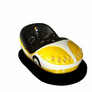 Amusement park rides electric 48v bumper car for kids & adults