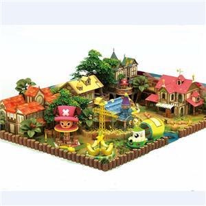 Indoor kids amusement park toys naughty castle for sale
