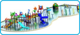 Water Amusement Equipment