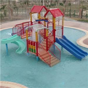 Water Play Equipment Small Kids Water House