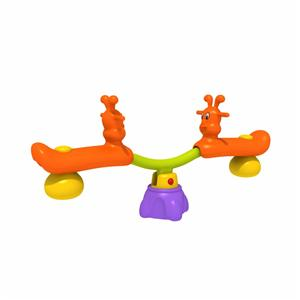 Children playground seesaw garden outdoor toys