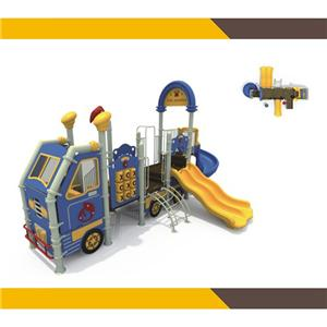 Truck combination slide funny games