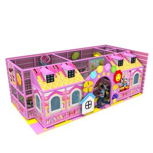 Indoor soft play naughty castle playground equipment for children