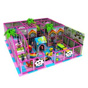 Commercial indoor playground equipment/naughty castle for kids
