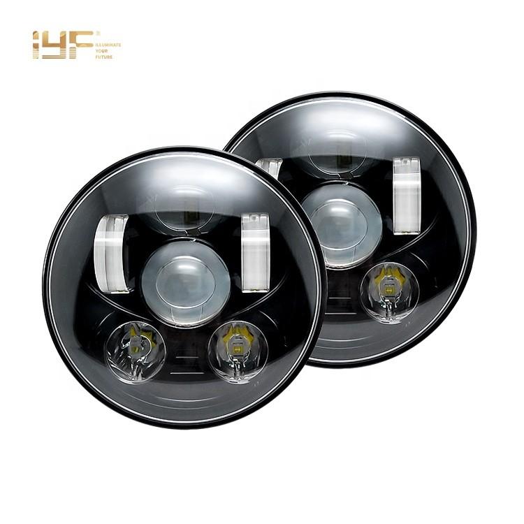 Harley Davidson Sportster Street Glide LED Headlight