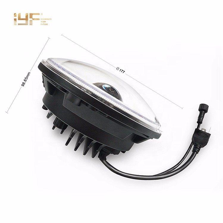 7 Inch LED Headlight For UAZ Hunter/Suzuki Jimmy/Jeep Wrangler JL Manufacturers, 7 Inch LED Headlight For UAZ Hunter/Suzuki Jimmy/Jeep Wrangler JL Factory, Supply 7 Inch LED Headlight For UAZ Hunter/Suzuki Jimmy/Jeep Wrangler JL