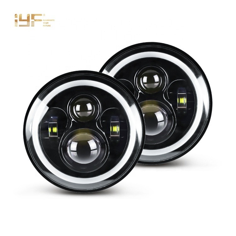 2018 Jeep Wrangler luces LED para Jeep Jl Jk