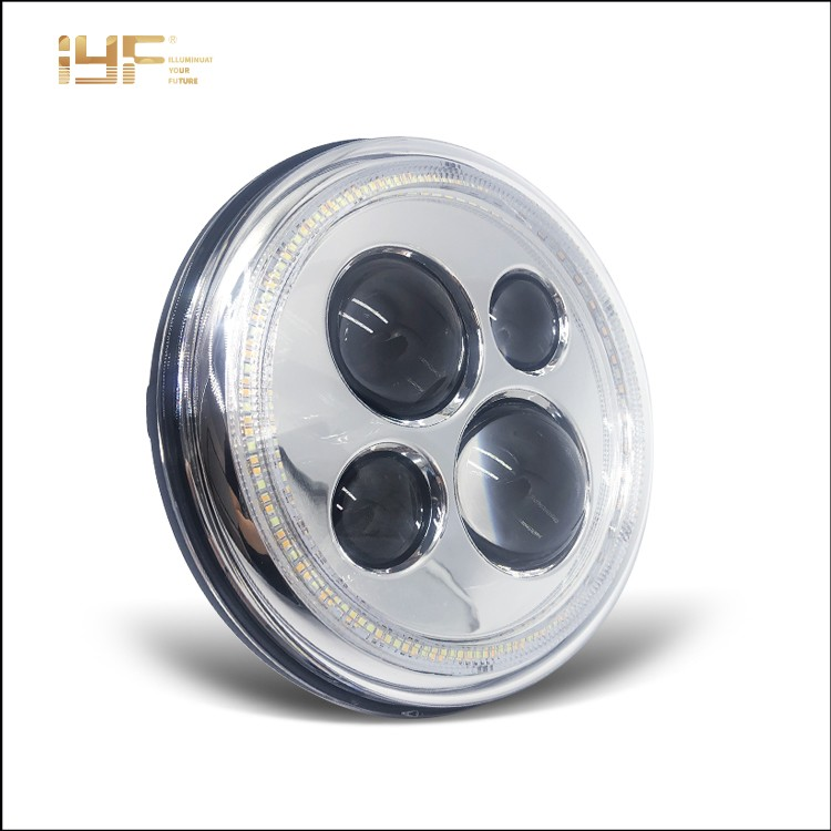 7 Inch LED Headlight Best LED Halo Headlights For Jeep Wrangler Manufacturers, 7 Inch LED Headlight Best LED Halo Headlights For Jeep Wrangler Factory, Supply 7 Inch LED Headlight Best LED Halo Headlights For Jeep Wrangler