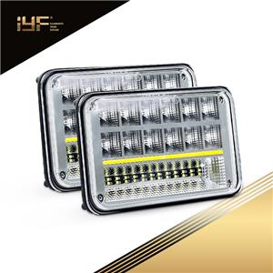 LED Headlights For 2001 Jeep Cherokee For Trucks