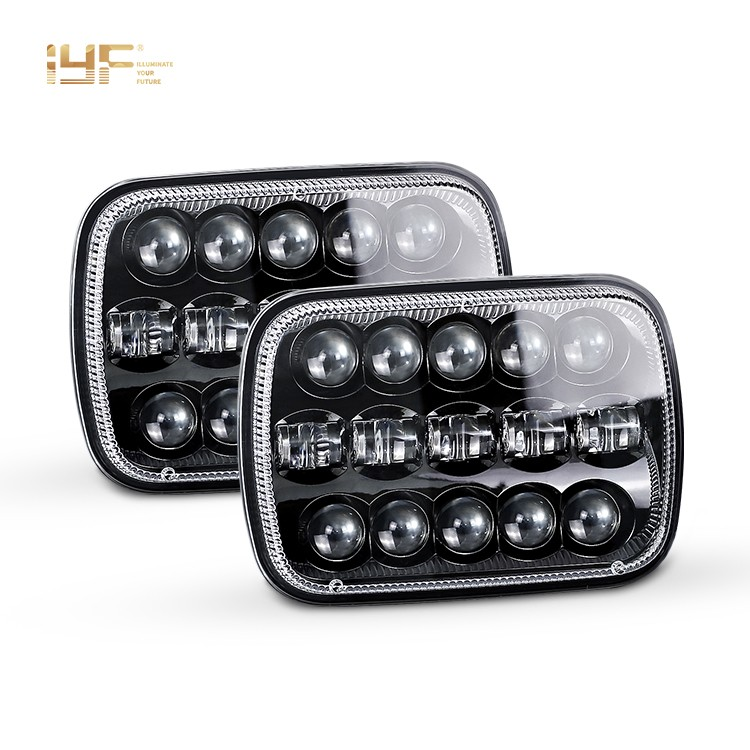 5X7 LED Headlight For Jeep/trucks/offroad Cars
