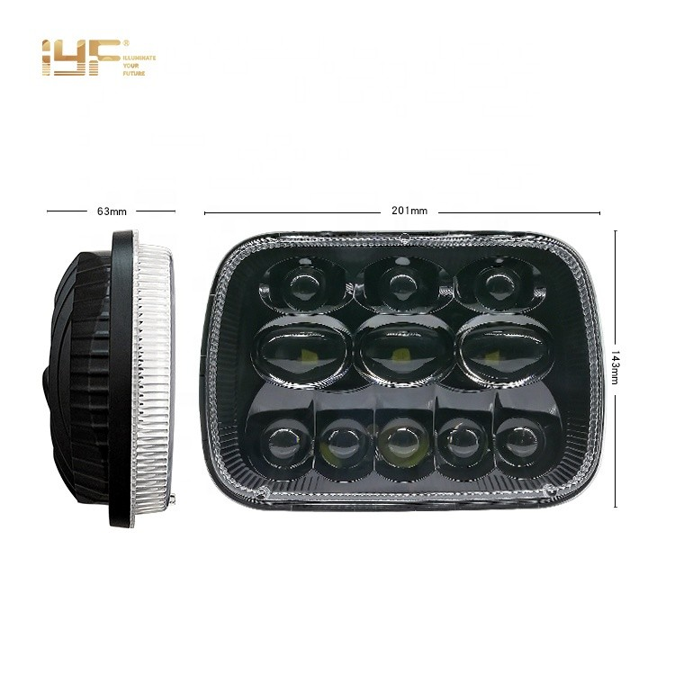 5X7 Inch Led Headlamp For Wrangler YJ Cherokee XJ Trucks Offroad Cars Manufacturers, 5X7 Inch Led Headlamp For Wrangler YJ Cherokee XJ Trucks Offroad Cars Factory, Supply 5X7 Inch Led Headlamp For Wrangler YJ Cherokee XJ Trucks Offroad Cars