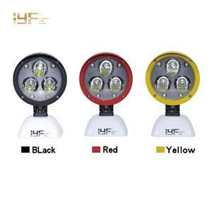 LED 라운드 드라이빙 라이트 4 인치 슈퍼 브라이트 헤드 라이트