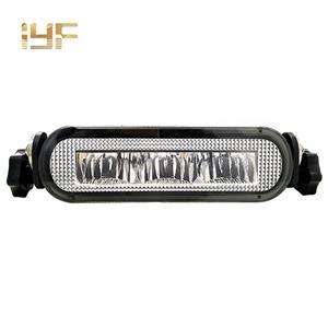 6 Inch Offroad Parts LED Flood Work Light Bar For Truck Off Road 12V 36V For JK