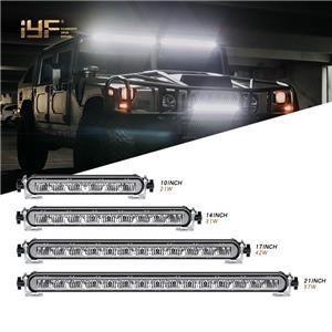 Barra luminosa a LED impermeabile da 8 pollici Polaris Light Bar