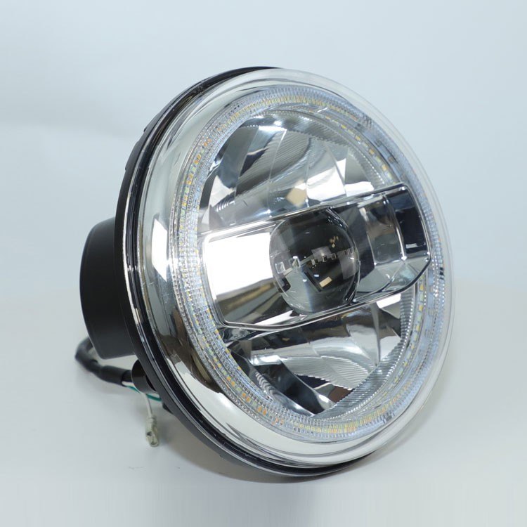 Faros LED para Jeep Wrangler Unlimited 2011 Mejor faro