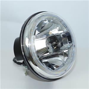 Phares à LED pour Jeep Wrangler Unlimited 2011 Meilleur phare