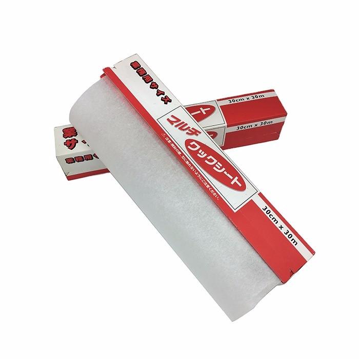 Hornear galletas en papel pergamino sin blanquear