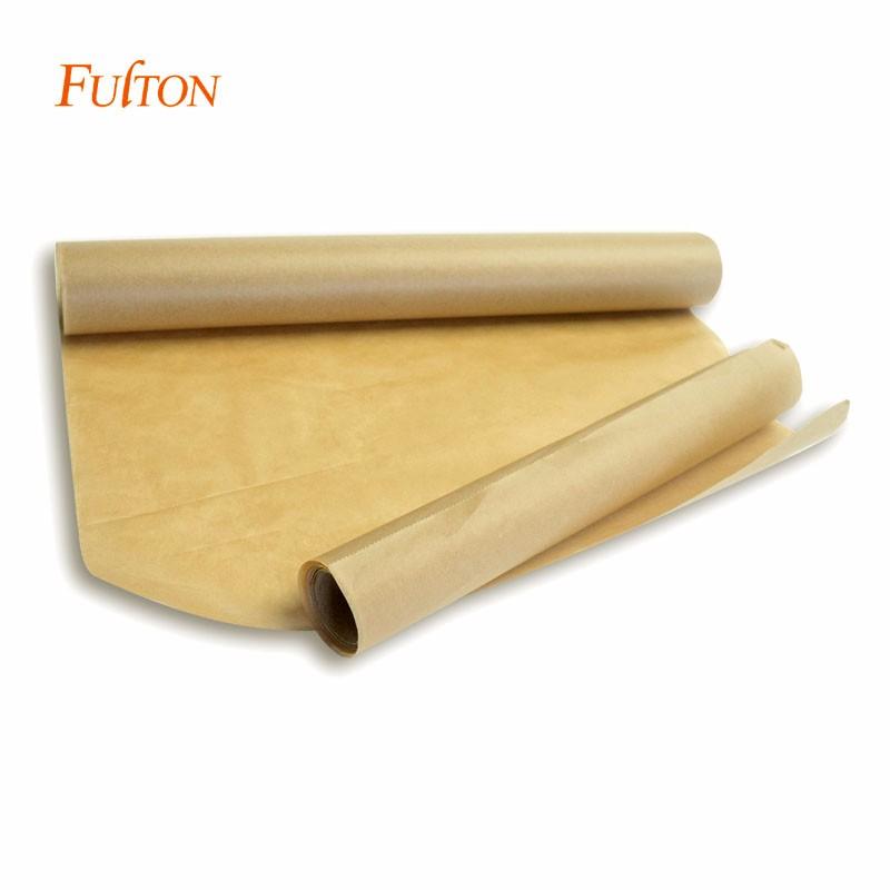 Hojas de papel para hornear de pergamino antiadherente de diseño personalizado