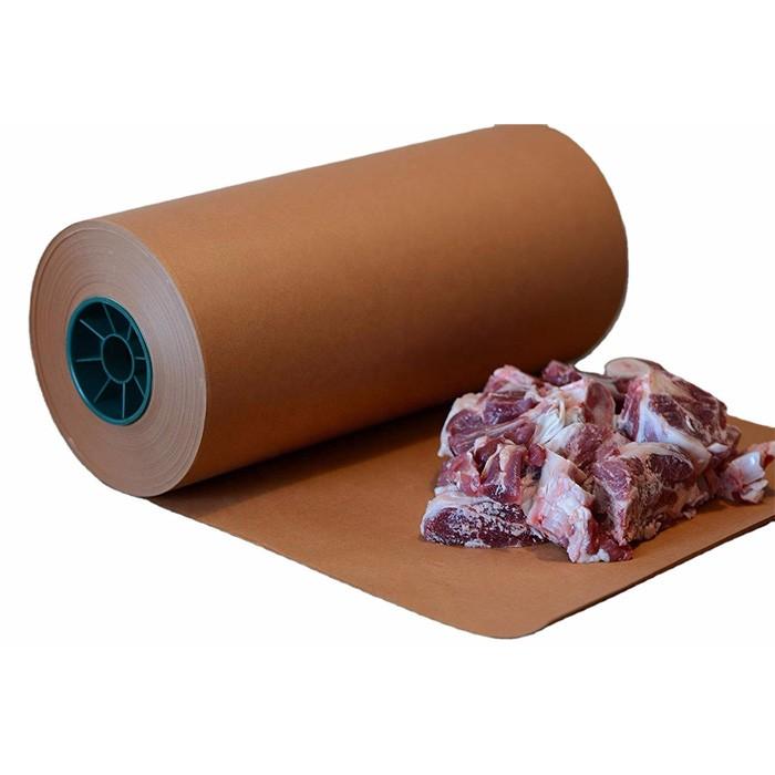 ورق الكرافت الوردي الجزار