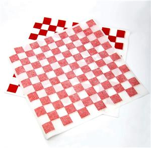 High Quality Unbleached Greaseproof Sandwich Burger Fries Paper
