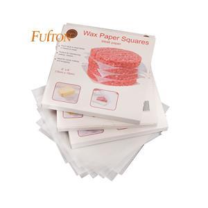 Reusable Waxed Tissue Paper Para sa Pagkain