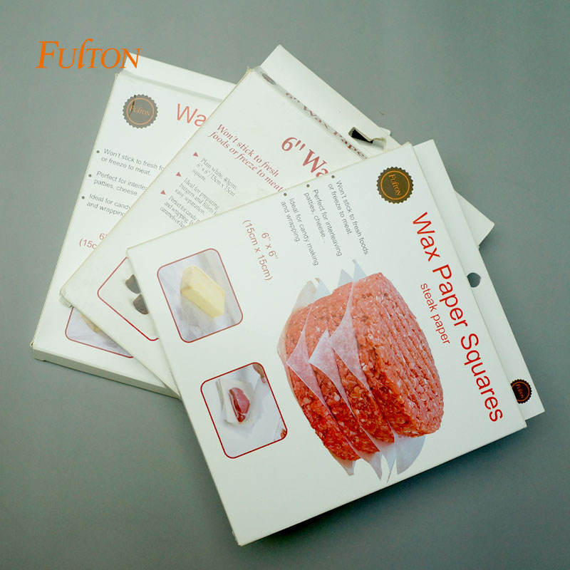 wax paper for food