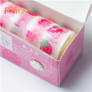 Hot Selling Custom Candy Double side Wax Coated Paper For Food For Fruits For Vegetables