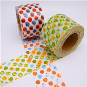 Custom Design Candy / Food Wrapping Paper