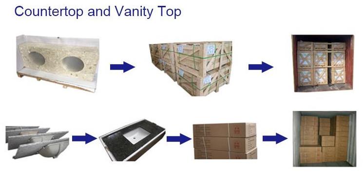 YEYANG Stone Packing & Loading