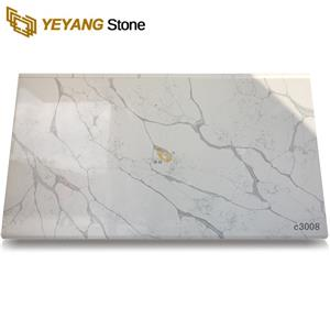 Polished Quartz Slab Very Affordable Stone Wholesale