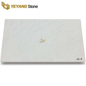 Calacatta Marble Vein Quartz Countertops Wholesale