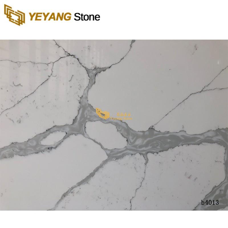 Waterproof Surface Calacatta Quartz Stone For Project Manufacturers, Waterproof Surface Calacatta Quartz Stone For Project Factory, Supply Waterproof Surface Calacatta Quartz Stone For Project