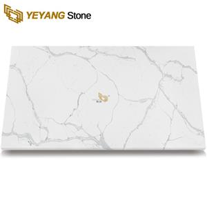 New Products Polish Quartz Countertop For Kitchen Countertop