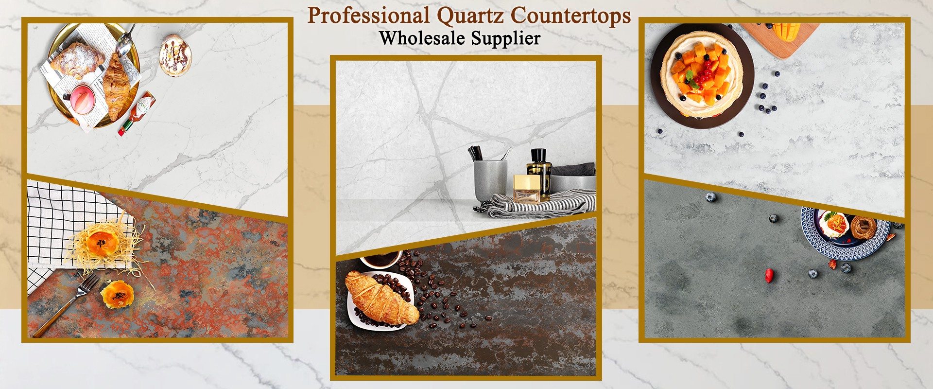 quality quartz countertops materials