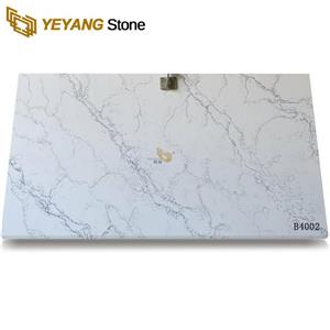 Quartz Calacatta Classic For Building Decoration