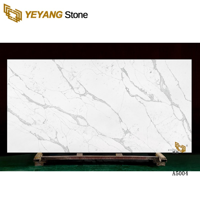 Hot Selling Custom Quartz Carrara White Veins Grey Quartz Stone For Countertop Manufacturers, Hot Selling Custom Quartz Carrara White Veins Grey Quartz Stone For Countertop Factory, Supply Hot Selling Custom Quartz Carrara White Veins Grey Quartz Stone For Countertop