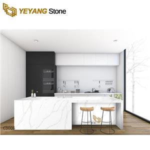 Hight Density Engineered Quartz Bathroom Worktops Bulk Sale