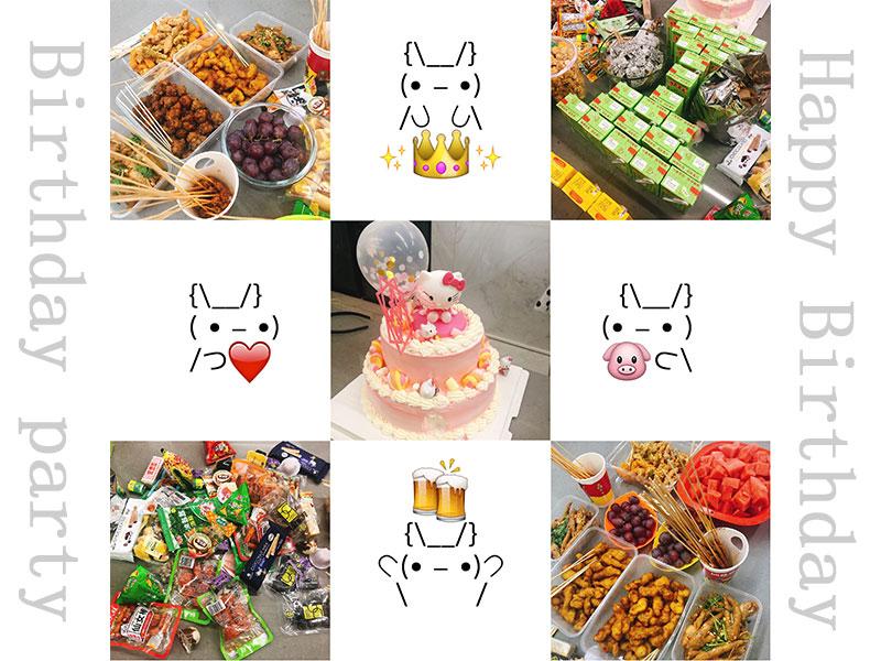 YEYANG STONE Employees Birthday Party In June 2021