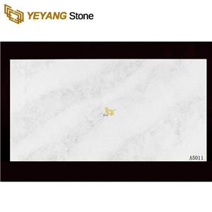 Grey Artificial Multiple Colors Quartz Stone For Kitchen Countertops