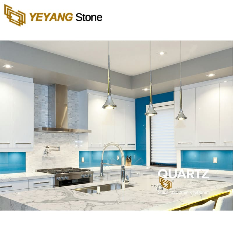 What color kitchen countertop never goes out of style?