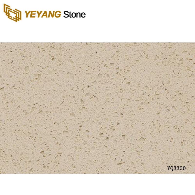 Original Cream/Beige Quartz Floor Tiles For Paving Wall Flooring Project