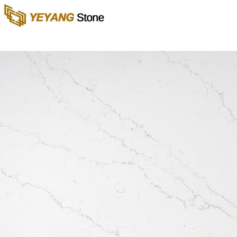 Artificial Stone polished calacatta quartz slab NT301-1 Manufacturers, Artificial Stone polished calacatta quartz slab NT301-1 Factory, Supply Artificial Stone polished calacatta quartz slab NT301-1