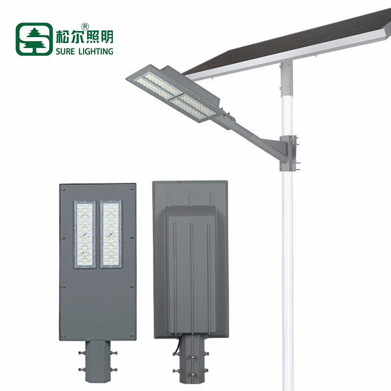 High Efficiency IP65 Outdoor Lighting 90w Led Solar Street Light