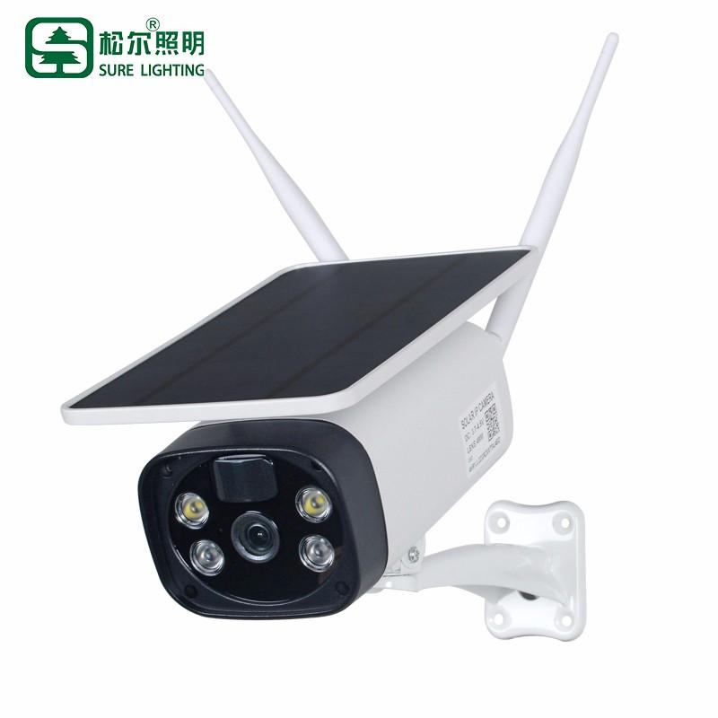 Caméra solaire réseau de sécurité CCTV sans fil