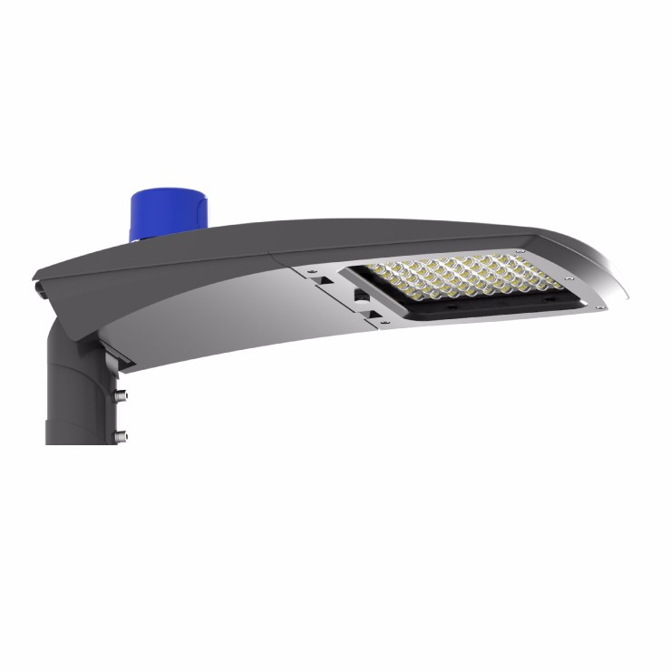 European Style IP66 100W Street Light With Photocell Option