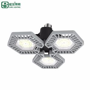 LED Garage Shop Ceiling Lights Fixtures 60W E26