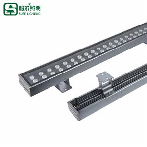Outdoor Ip65 Waterproof RGBW 72w LED Wall Washer Light