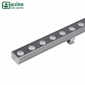 Newest 36w DMX512 led wall washer light IP66