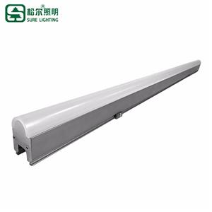 RGB DMX512 Linear Lighting Fixture 12W IP65 Waterproof