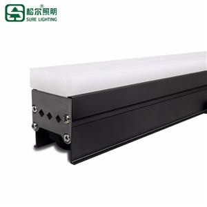 Explosion Proof 12W RGB Bar Recessed Led Linear Light